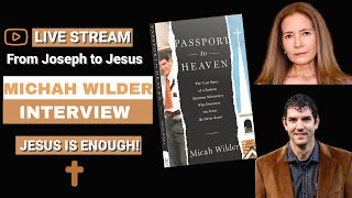 Passport to Heaven by Micah Wilder: Leaving the LDS Jesus to Embrace the Biblical Christ.