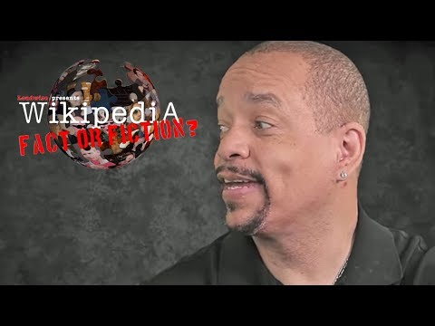 Ice-T - Wikipedia: Fact or Fiction? (Part 1)