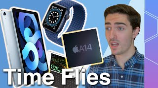 Everything you need to know about NEW iPad Air, Apple Watch Series 6, Apple One & More!