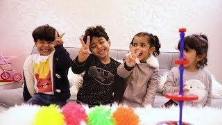 تحدي نواف ضد أنس شوفوا من اللي فاز !!