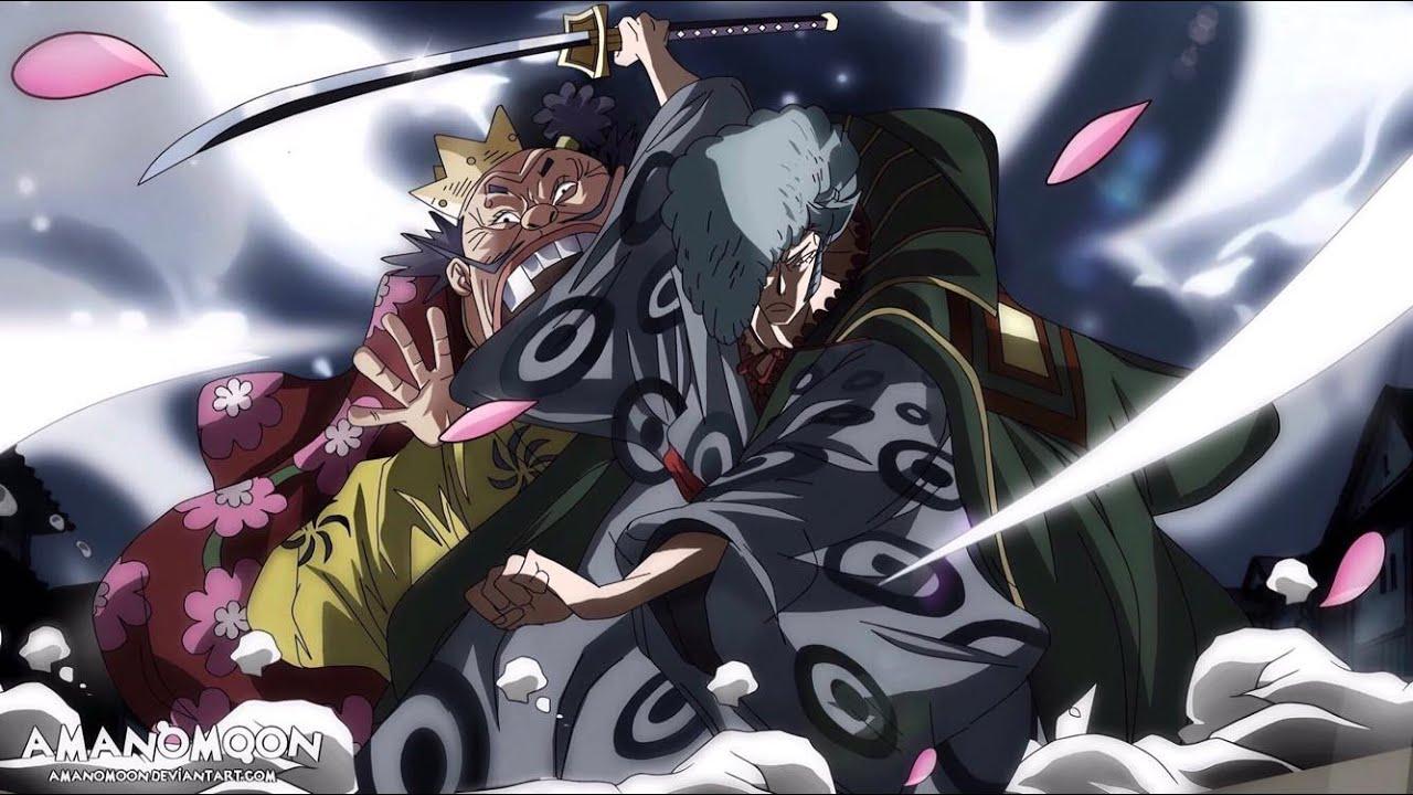 NAKAMA! I MUGIWARA, Zoro vs Kyoshiro, Super Franky. Hey ...