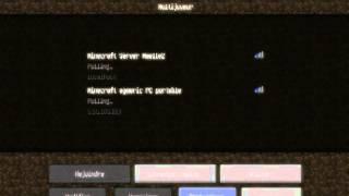 Minecraft probleme
