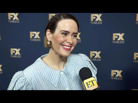 Sarah Paulson Jokes That 'Ocean's 9' Is Waiting On ONE Star To Return (Exclusive)