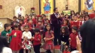 Christmas medley with Nizar Fares