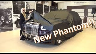 Phantom - The most silent car in the world!!