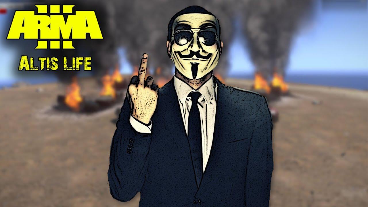 Arma 3 Altis Life Admin Money Hack Youtube