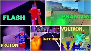 Mad City Roblox : We Chased Criminals with Heroes#Games