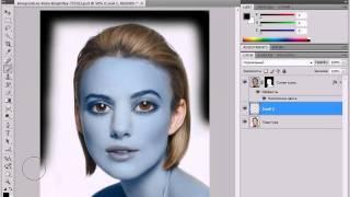 как сделать видео аватар в онлайн фотошопе