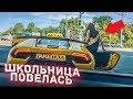 Таксист на Lamborghini Huracan Performante