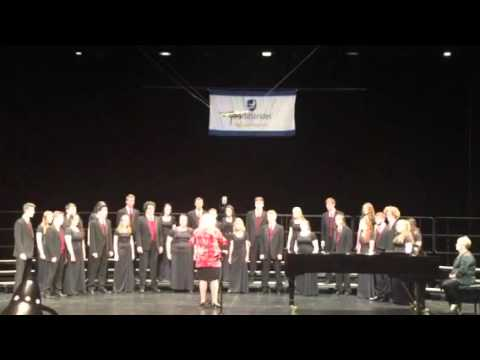 Daemon by Parkersburg High School Chamber Choir Choral Competition 2016 Toronto, Canada