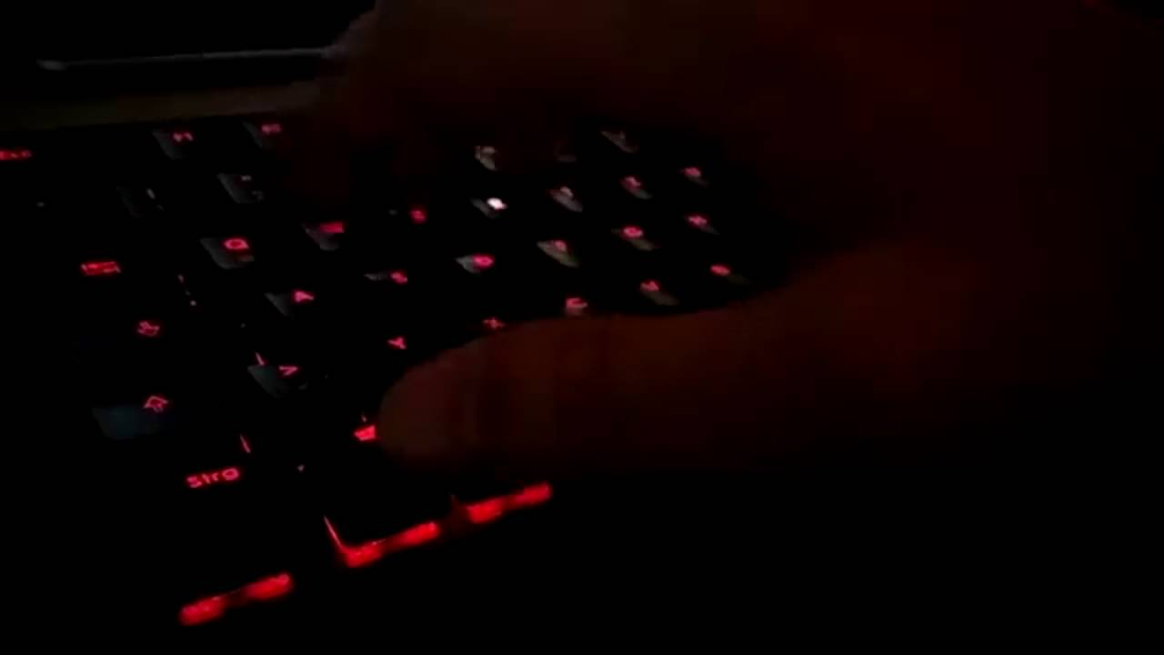 Corsair K65 RGB Linux / Ubuntu LED Preset
