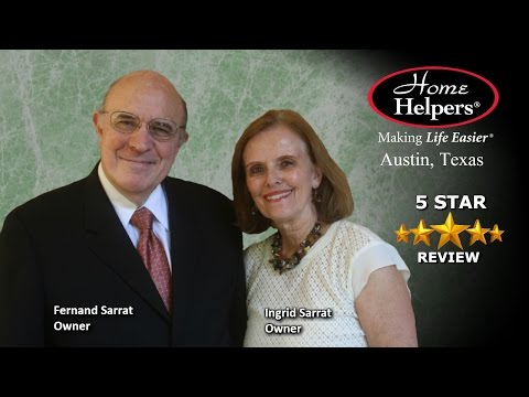 In-Home Care Cedar Park, TX - Home Helpers of Greater Austin  (512) 401-3772 Terrific 5 Star Review