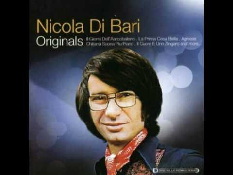 Nicola Di Bari - Giramondo (Trotamundos) - YouTube