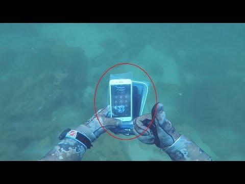 НАШЕЛ 3 АЙФОНА, GoPro И СУМКУ С ДЕНЬГАМИ ПОД ВОДОЙ! (Находки под водой в реке)