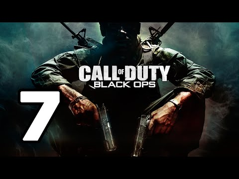 Call Of Duty: Black Ops Walkthrough Part 7 - No Commentary Playthrough (PC)