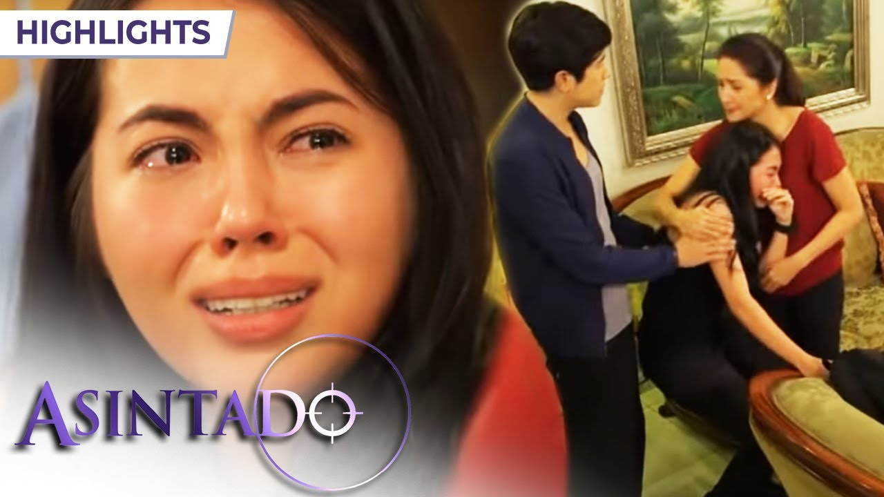 Download Ana cries as she learns that Samantha is her sister | Asintado