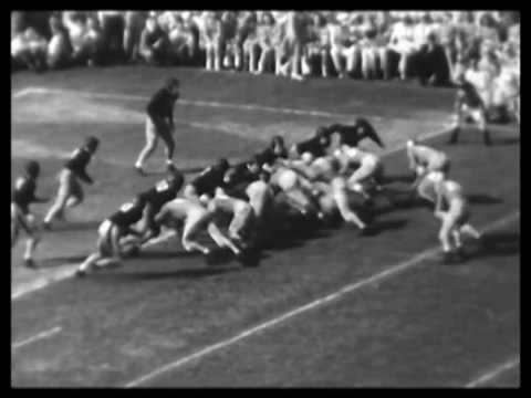 Football Bowl Games 1942