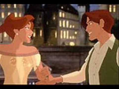 Anastasia - Es war einmal im Dezember (deutsch mit Text)
