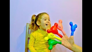 Aprende Colores con Balones de Colores*Colores en Ingles*Videos para Niños*Learn Colors*Kids Videos