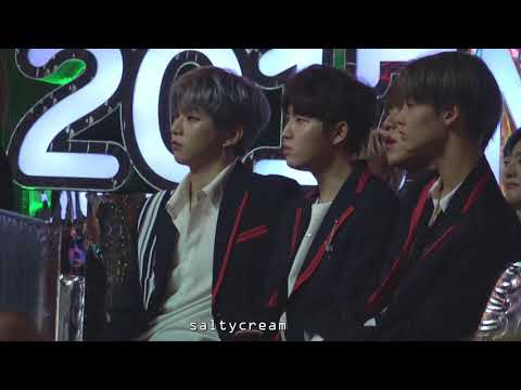 "KANG DANIEL&KIM JAE-HWAN reaction to red velvet""red flavor"""