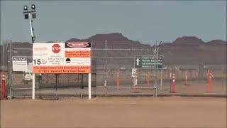 HUGE SOLAR FARM Yuma, Arizona - Large scale solar power plant