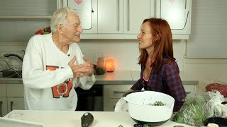 Easy Raw Food Recipe/creamy Dill Dressing For Kale | Dara Dubinet