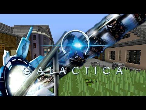 Galactica   Alton Towers (Minecraft)