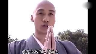 绝世高手使出少林七十二绝技,令全寺众僧惊讶!结果小和尚出手轻松搞定