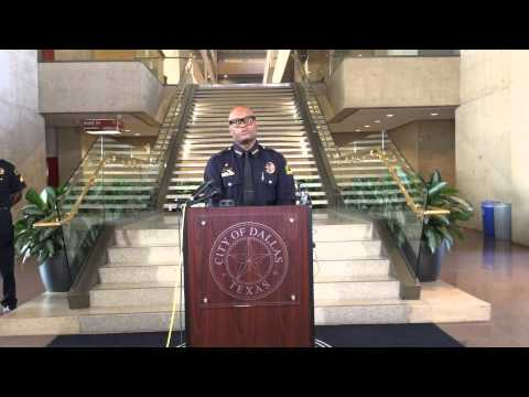 Dallas Police Shooting Incident Briefing #2