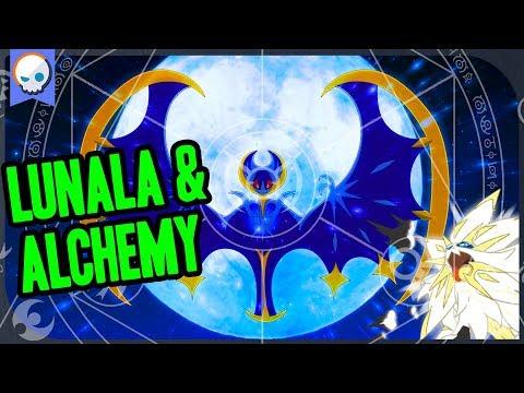 🌙 Pokemon Theory: Lunala and the Eclipse Duo  | Gnoggin | Pokemon Alchemy