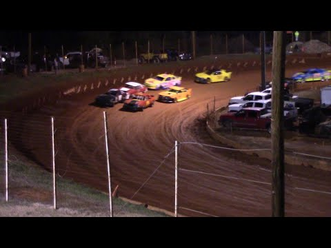 Winder Barrow Speedway Stock Four Cylinders B's 3/7/2020
