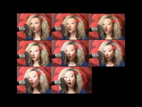 Go, Lovely Rose Virtual Choir, Multitrack