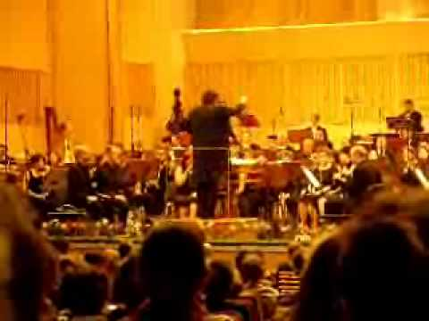 Berio Sinfonia For Orch And Voces SWINGLE SINGERS - 2009 Enescu..wmv