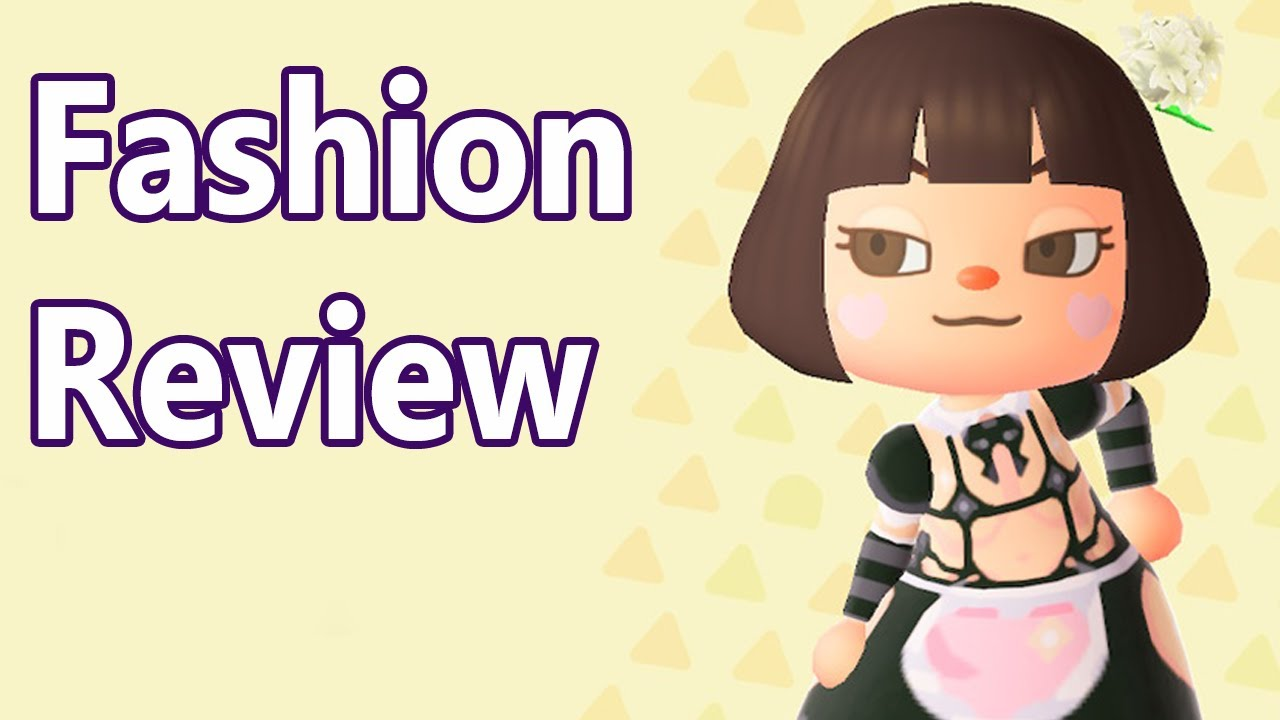 Video Game Fashion The Hottest Custom Designs For Animal Crossing