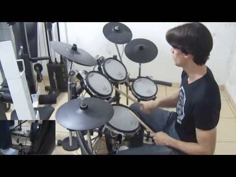 Coldplay - Paradise (Drum Cover) Renato RBG - Roland Td-9kx2 - Td9 V-Drums