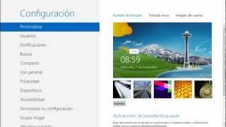 Tips, Trucos, Secretos Windows 8 Modificar la Pantalla de Bloqueo 27