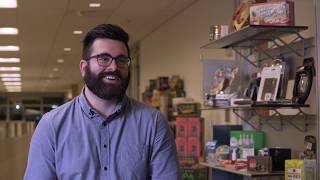 Alex Barrett, CTE Career Success Star, Entrepreneur