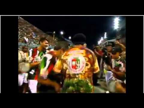 Ronaldinho Carnaval Rio2011 Batucada show de baterias Estadio RJ
