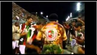 Ronaldinho Carnaval Rio  2011 Batucada show de baterias Estadio RJ