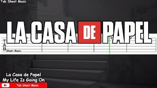 Baixar La Casa de Papel (Money Heist) - My Life Is Going On Guitar Tutorial