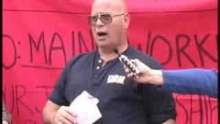 ME: USW Protest Against Susan Collins