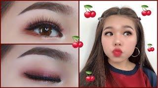 "Trying to make "" Cherry look "" but FAILED | Sreynea ស្រីនា"