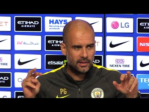 Pep Guardiola Full Pre-Match Press Conference - Southampton v Manchester City