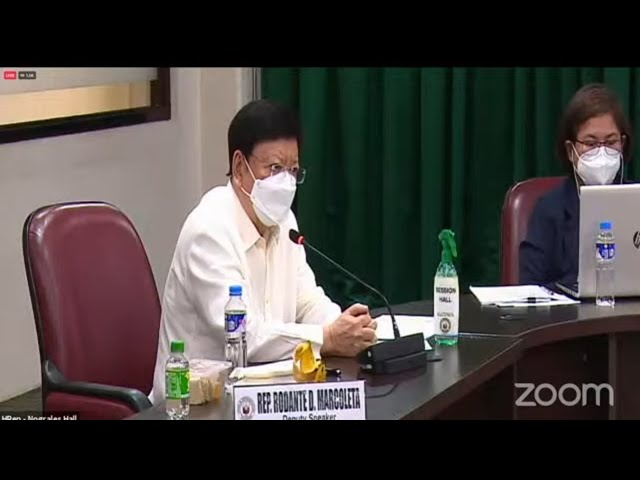 House committee motu propio inquiry on DOH budget for COVID response