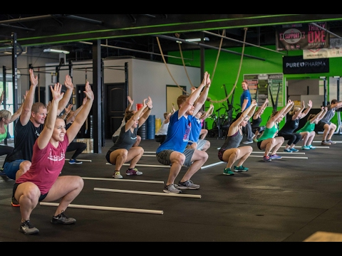 Why Crossfit Knoxville?