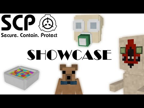 SCP: Lockdown Showcase (1.2)