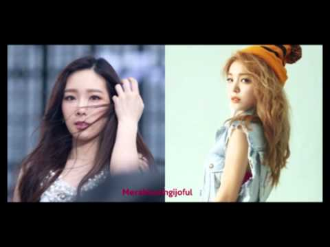 Stand Up For Love - Taeyeon & Ailee