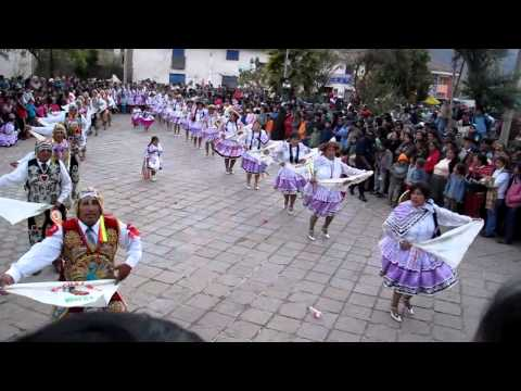 ASOCIASION CULTURAL COYACHA DE LAMAY - CUSCO 2012