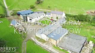 New House Farm Kempton