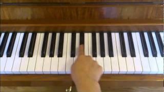 One Direction - Na Na Na (Piano Tut...